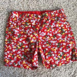 Talbots Girlfriend Chino Shorts